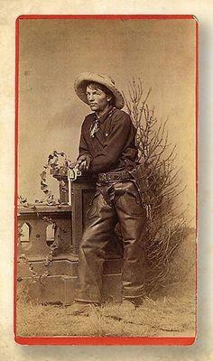 Cowboy 1880's