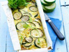 Découvrez la recette Terrine de courgettes au curry sur cuisineactuelle.fr.