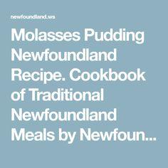 Fish and Brewis Newfoundland Recipe. Cookbook of Traditional Newfoundland Meals by Newfoundland. Boiled Raisin Cake Recipe, Boiled Fruit Cake, Fruit Bread, My Cookbook, Cookbook Recipes, Jam Recipes, Pudding Recipes, Rhubarb Recipes, Kitchens