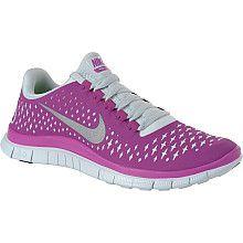 NIKE Women's Free 3.0 V4 Running Shoes - SportsAuthority.com