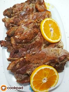 Greek Dishes, Main Dishes, Greek Recipes, Bakery, Pork, Food And Drink, Cooking Recipes, Beef, Main Course Dishes