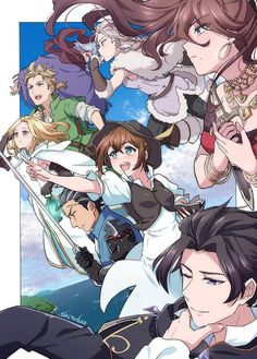 I love this game's fanart Family Party Games, Family Game Night, Video Game Characters, Anime Characters, Otaku, Octopath Traveler, Character Wallpaper, Animation, Game Art