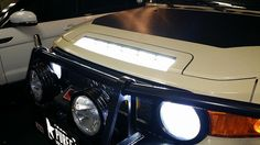 NOW AVAILABLE Hood Scoop Light Kit - Toyota FJ Cruiser Forum