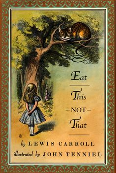 A few re-titles for Alice's Adventures in Wonderland in honor of Lewis Carroll's Birthday! Reader Submissions by Michael Fiorino and Sonia Weiser. See more on Better Book Titles