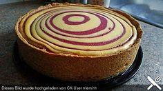 Zebra-Himbeer-Käsekuchen, ein schönes Rezept aus der Kategorie Kuchen. Bewertungen: 108. Durchschnitt: Ø 4,4.