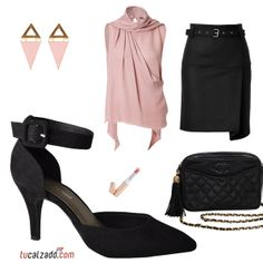 ¡Contrastes! www.tucalzado.com #Moda #Calzados
