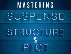 This guest post is from Jane K. Cleland, author of Mastering Suspense, Structure, & Plot: How to Writing Gripping Stories That Keep Readers on the Edge