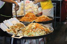 noodles at the #Phuket Vegetarian Festival http://www.epicwanderings.com/2013/02/09/pigging-out-at-phukets-vegetarian-festival/
