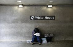 Photos of the week |Reuters / Wednesday, January 20, 2016 On an unseasonably cold day, a homeless person tries to stay warm at the entrance of a subway station near the White House in Washington January 20, 2016. REUTERS/Kevin LamarqueReuters.com