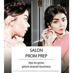 Seize the opportunity to turn a prom appointment into a loyal client. It could be the beginning of a relationship that lasts long after prom night. Receive our free guide here...