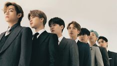"""IAMFASHION on Twitter: """"BTS on the Grammy Issue of Variety Magazine, wearing Tom Ford suits. Photographed by Hong Jang Hyun.… """""""