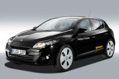 Continental incorporated 40 components into Peugeot electric car conversion.