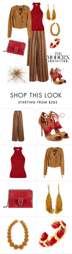 """""""Untitled #325"""" by belinda54-1 ❤ liked on Polyvore featuring Malone Souliers, Yves Saint Laurent, Paige Denim, Gucci, Annette Ferdinandsen, Valentin Magro and Chanel"""
