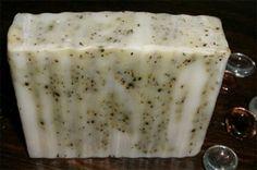 Savon vivifiant menthe mandarine : recettes de cosmétiques naturels maison avec macosmetoperso