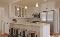 prefab kitchen island