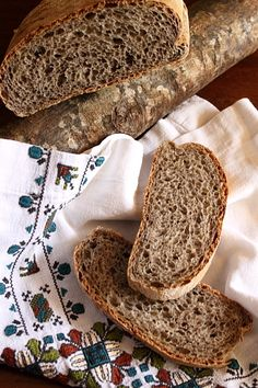 Cooking Bread, Tasty, Yummy Food, Doughnuts, Food And Drink, Gluten, Cookies, Barley Recipes, Breads