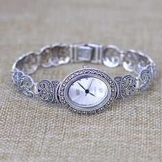 Cheap watch classic cartoons free, Buy Quality watches europe directly from China watch case stainless steel Suppliers: New Limited Edition Classic Elegant Silver Pure Thai Silver Bracelet Watches Thailand Process Rhinestone Bangle Dresswatch Steel Suppliers, Cheap Watches, Watch Case, Bangles, Bracelets, Bracelet Watch, Pure Products, Elegant, Quality Watches