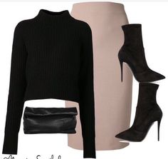 Designer Clothes, Shoes & Bags for Women Style Me, Your Style, Work Looks, Head To Toe, My Wardrobe, Acne Studios, Dress To Impress, Fashion Outfits, Chic