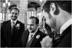 Documentary Wedding Photography in Worcester #groom