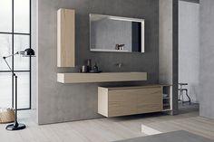 modern bathroom wall cabinets – Homes Tips Art Deco Bathroom, Bathroom Trends, Modern Bathroom Design, Bath Design, Bathroom Interior Design, Master Bathroom, Bathroom Wall Cabinets, Bathroom Furniture, Bathroom Vanities