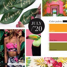 Pantone Colors: Saffron, Fruit Dove, Guacamole -- Follow Paper Couture Studio on Instagram and Facebook! @papercouturestudio -- Latest Colour, Couture, Pantone Color, Color Trends, Guacamole, Palette, Boards, Style Inspiration, Crop Tops