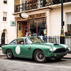• Easy parking. Aston Martin DB4 • By @horsepower_hunters #easy #parking #astonmartin #db4 #love #ferrari #mercedesbenz #lamborghini #bugatti #porsche #carporn #vintage #firstpost #first #elegance #lux #luxury #luxurycar #luxurylife #f4f #fashion #cars #londoncars #blacklist #newyork #autoporn #automotive #instacar #follow #carvintage