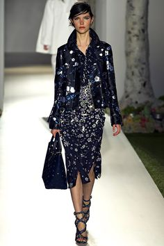 Mulberry Spring 2013 RTW - Review - Fashion Week - Runway, Fashion Shows and Collections - Vogue - Vogue