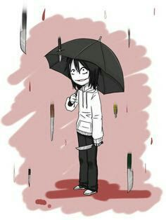 Jeff the killer - Creepypasta LOL Knife Blood rain Jeff The Killer, Creepypasta Quotes, Creepypasta Proxy, Creepy Pasta Funny, Creepy Pasta Family, Laughing Jack, Art Corner, Comic, The Killers