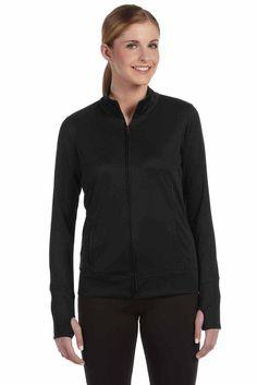 Alo Sport Womens Lightweight Full Zip Jacket W4009