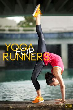 >Yoga Stretches Can Make Running Safer >Yoga Helps Runners Recover from Workouts >Yoga Increases Flexibility and Strength And so much more. Do yoga!