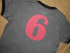 Upcycled Star Wars tee by Modern Frills ... the back view