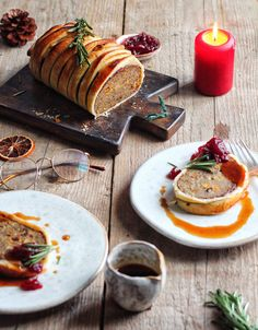 This is the most epic ultimate vegan Christmas roast wellington. Gone are the boring nut roasts, this recipe is game changing!! The flavours are incredible & it has a really meaty texture whilst being packed with Christmassy flavours. I hope you all try it because its literally FIRE!!