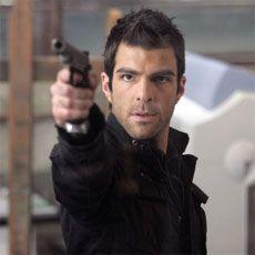 Zachary Quinto (Sylar)