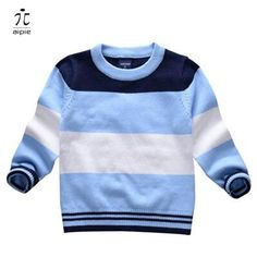 aipie Children Boy's Girls Spring/Autumn Cotton Sweaters Good Price and Quality For years kids wear Clothing – Kid Shop Global – Kids & Baby Shop Online – baby & kids clothing, toys for baby & kid Baby Boy Fashion, Kids Fashion, Baby Shop Online, Boys Sweaters, Stylish Kids, Cotton Sweater, S Girls, Kids Boys, Baby Kids