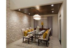 Dining Room by Christopher David & Associates | California Home + Design