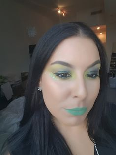 Lancôme Green Fairy Look! by beautylatina13. Tag your pics with #Halloween and #SephoraSelfie on Sephora's Beauty Board for a chance to be featured!