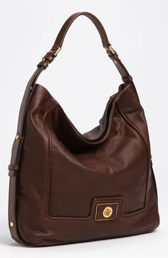 I miss my Marc by Marc, love this for fall :-) Slouch Bags, Fab Bag, Michael Kors Outlet, Beautiful Handbags, Summer Bags, My Bags, Handbag Accessories, Purses And Handbags, Leather Bag