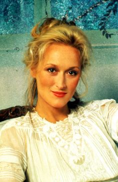 Meryl Streep.