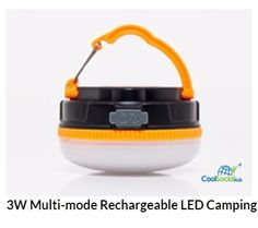 3W Multi-mode Rechargeable LED Camping Lantern for more details visit http://coolsocialads.com/3w-multi-mode-rechargeable-led-camping-lantern-35882