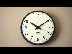 Swiss Railway Wall Clock Mondaine