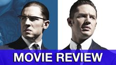 Legend Movie Review - Tom Hardy, Emily Browning, Taron Egerton