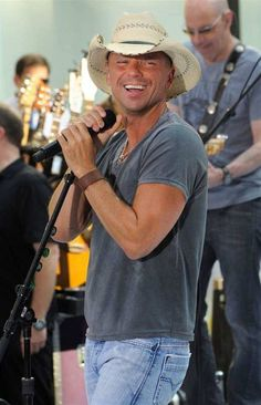 "One of my favorite Kenny Chesney songs is ""There Goes My Life, There Goes My Everything'"