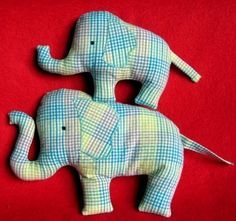 Just Elephants PDF sewing pattern INSTANT DOWNLOAD