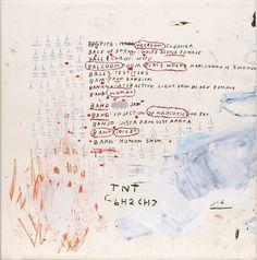 Jean-Michel Basquiat's Million-Dollar Messages - -Wmag