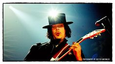 jack white / the white stripes photographie by dieter michalek