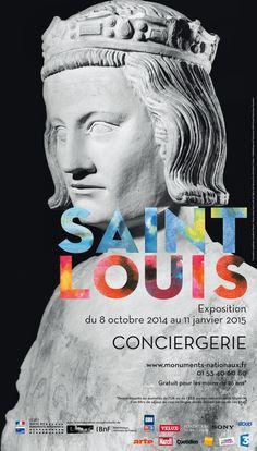 Exposition Saint-Louis 800eme anniversaire de sa naissance - Octobre 2014\Janvier 2015 - Conciergerie Paris