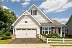 The Darien by Judd Builders and Developers at Meadow View Farms