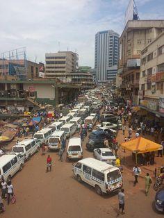 Kampala, Uganda                                                                                                                                                                                 Mais