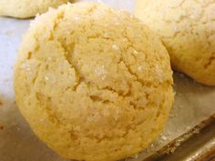 Add a little lemon to your favorite sugar cookie recipe, and you've got lemon cookies. Add a little sugar to your favorite dough recipe, and you've got basic sweet dough. But what would happen if they were to collide head on? You would get Lemon Sugar Crunch Buns, that's what. A tender and soft sweet …