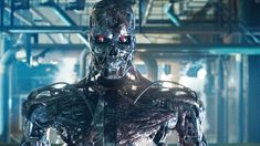 Everyone knows about the iconic Terminator robot, played by Arnold Schwarzenegger, that went back in time to protect the life of John Conner in the Terminator series of movies. But are robots like that really a reality? Not by a long shot. T 800 Terminator, Terminator Genesis, Terminator Movies, Arnold Schwarzenegger, Jai Courtney, Edward Snowden, James Cameron, Film Sf, Alan Taylor